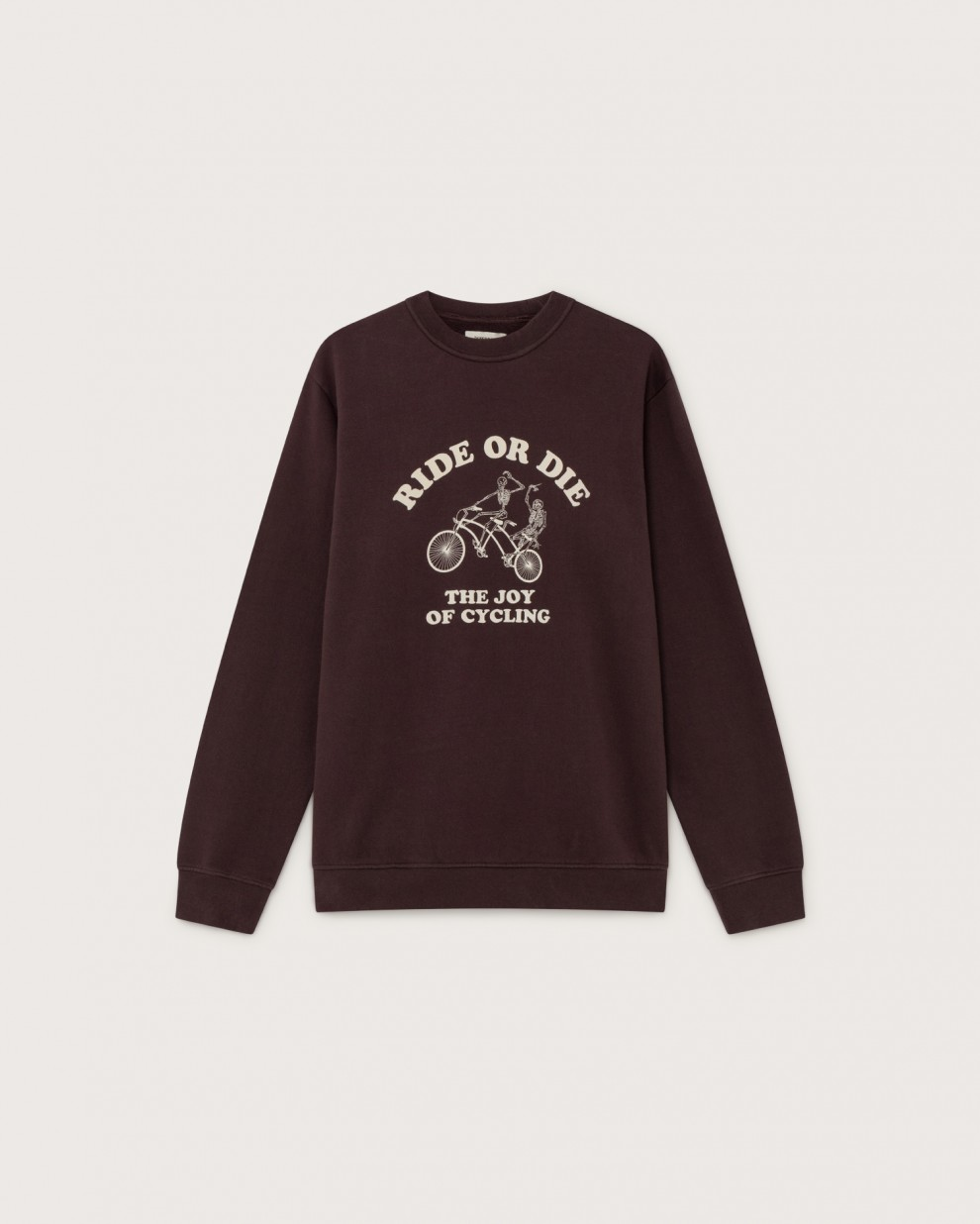 JOY OF CYCLING SWEATSHIRT