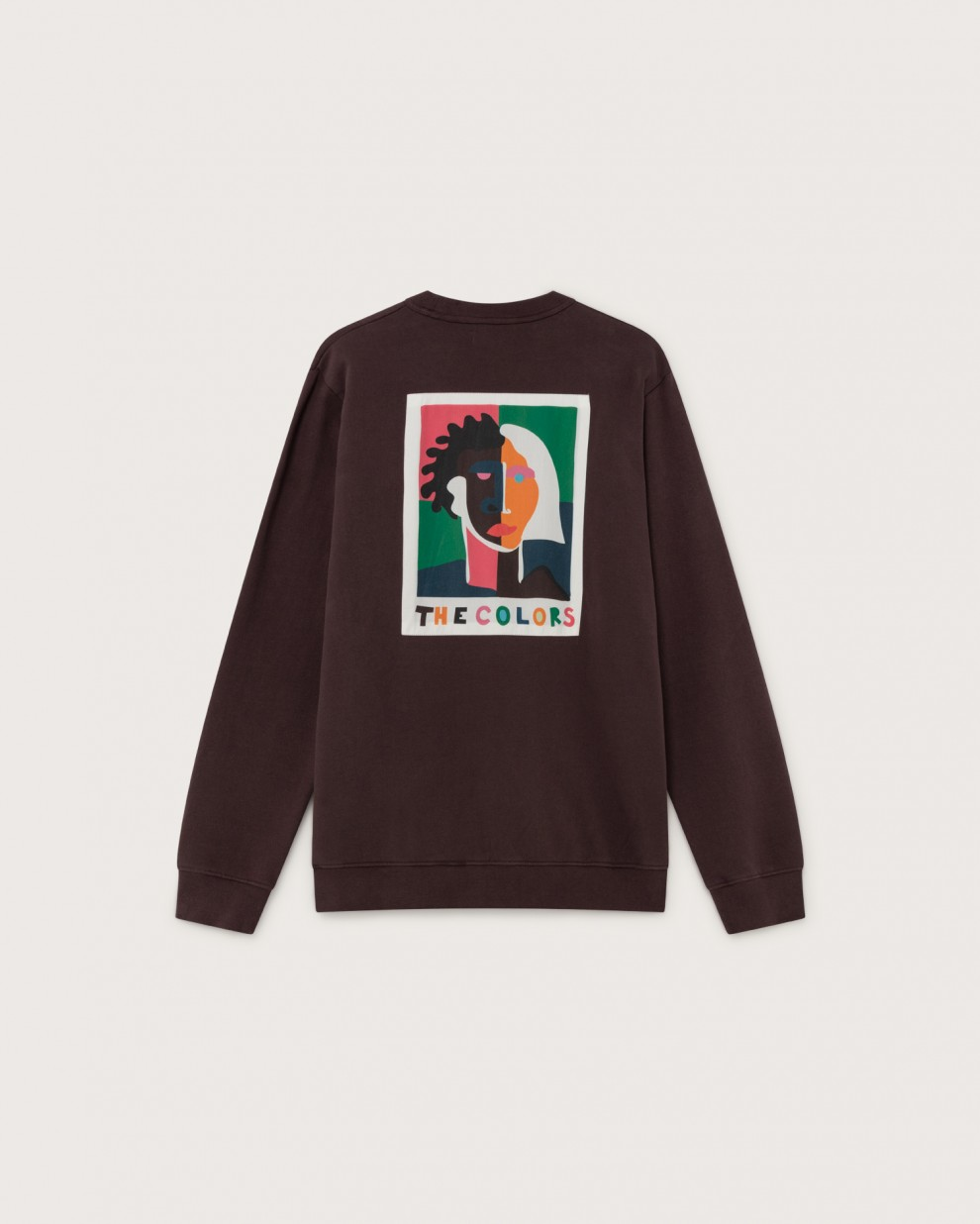 THE COLORS SWEATSHIRT