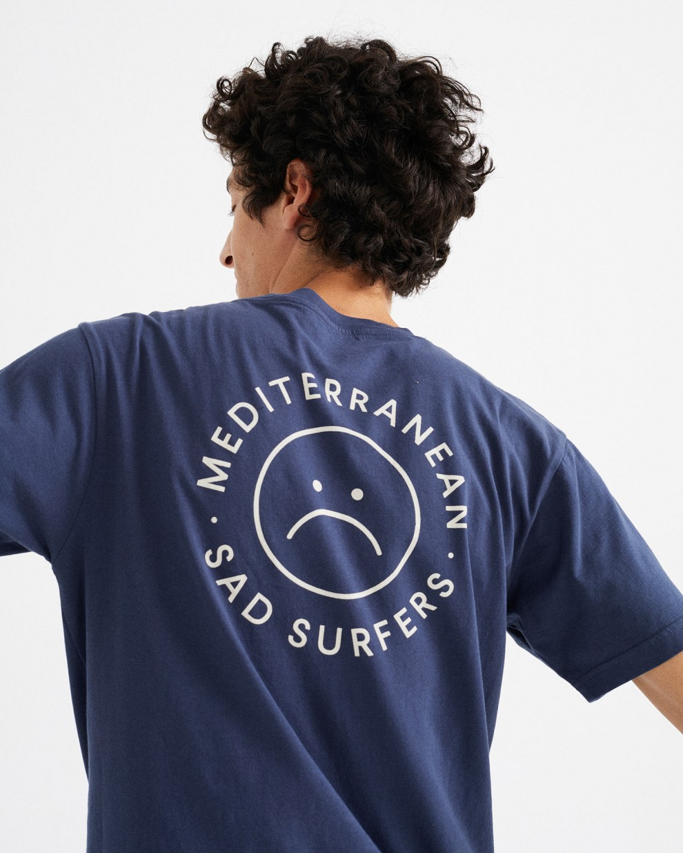 CAMISETA SAD SURFERS