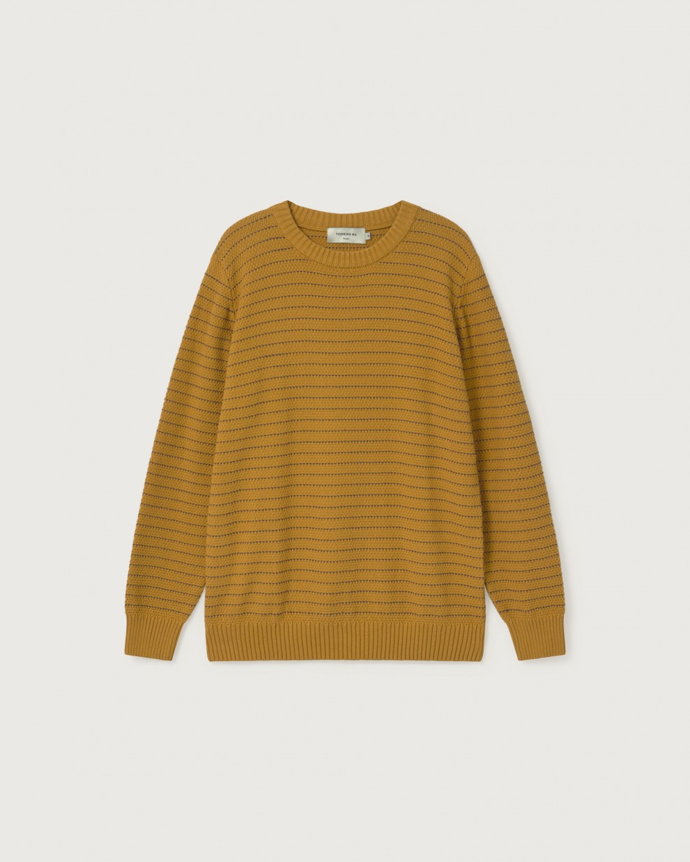 CAMEL MIKI KNITTED SWEATER