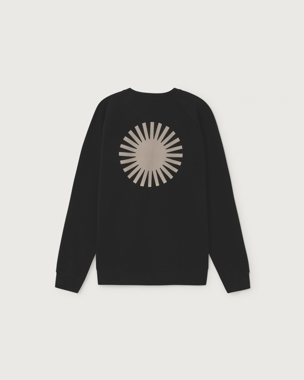 SOL BLACK SWEATSHIRT