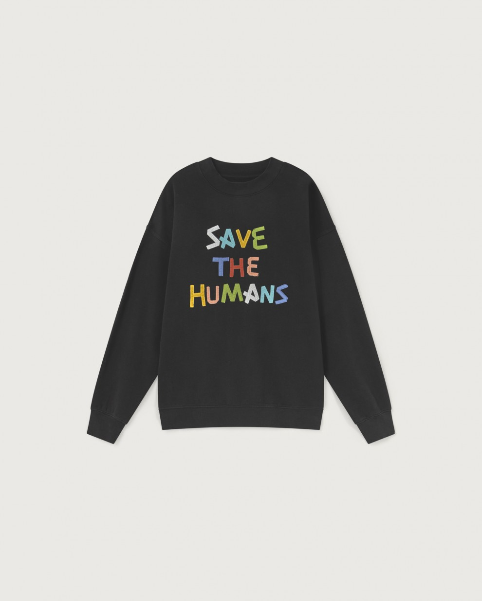 SAVE THE HUMANS SWEATSHIRT