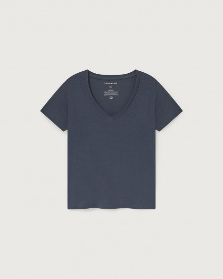 CAMISETA HEMP CLAVEL NAVY