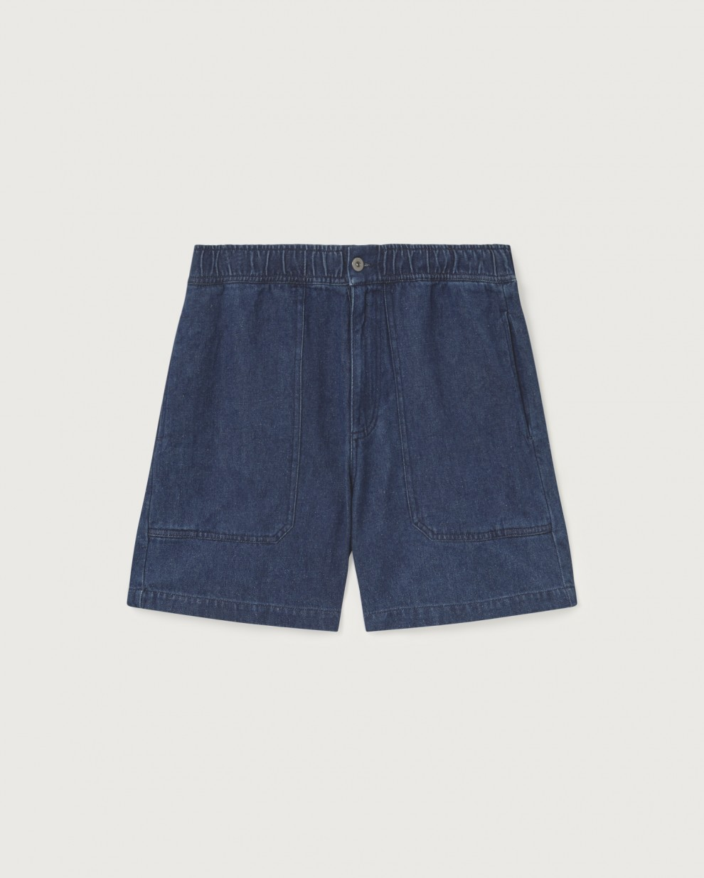 SHORT KIVU HEMP DENIM