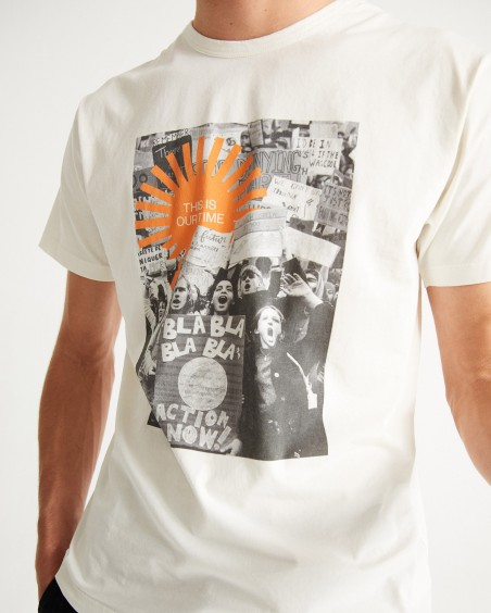 CAMISETA THIS IS OUR TIME