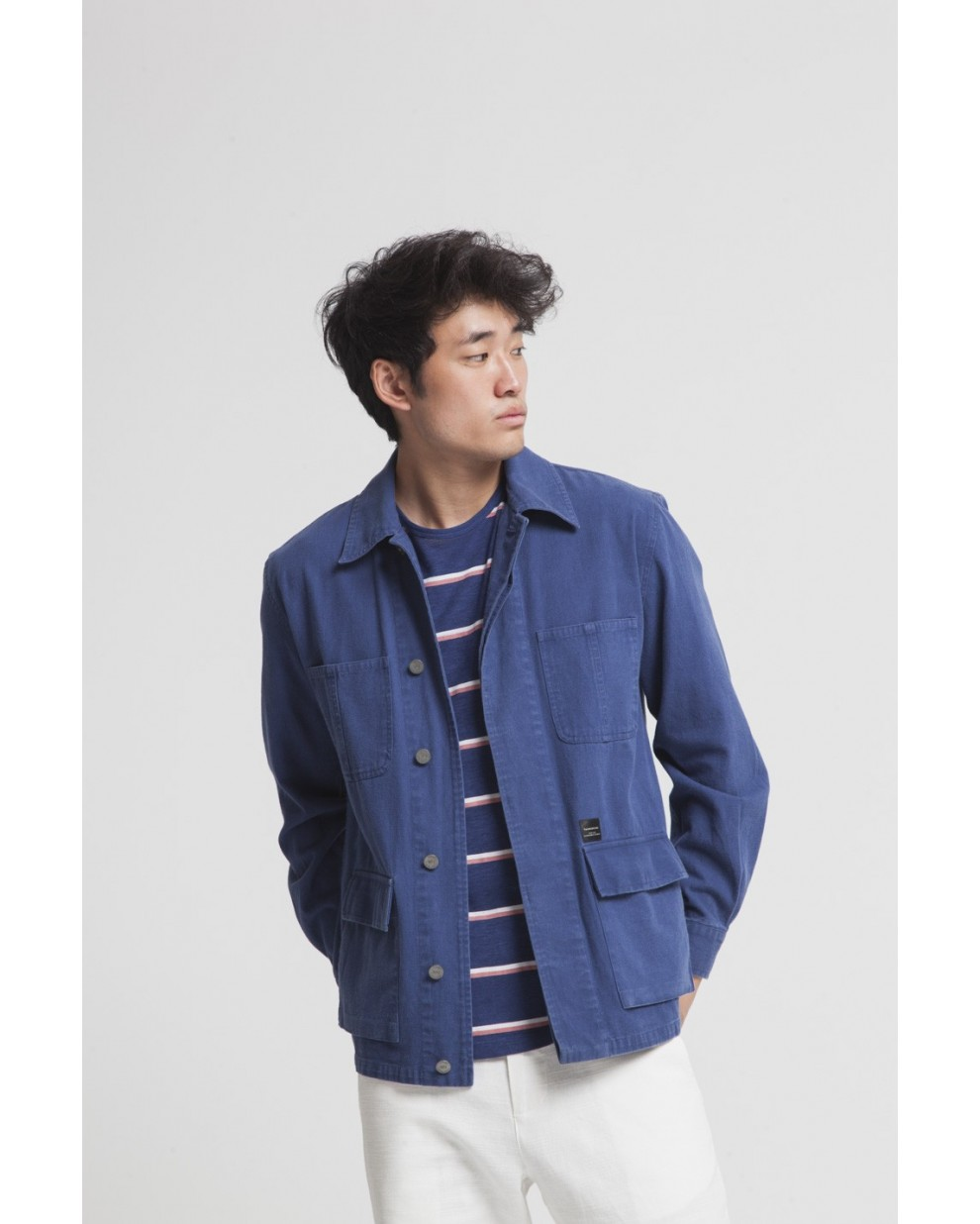 Blue James Jacket