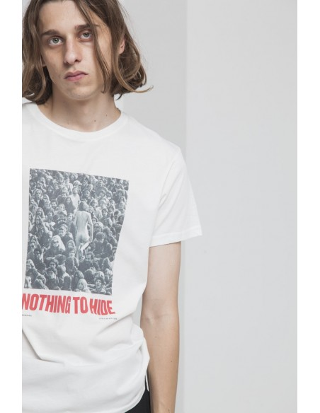 Camiseta Nothing to Hide