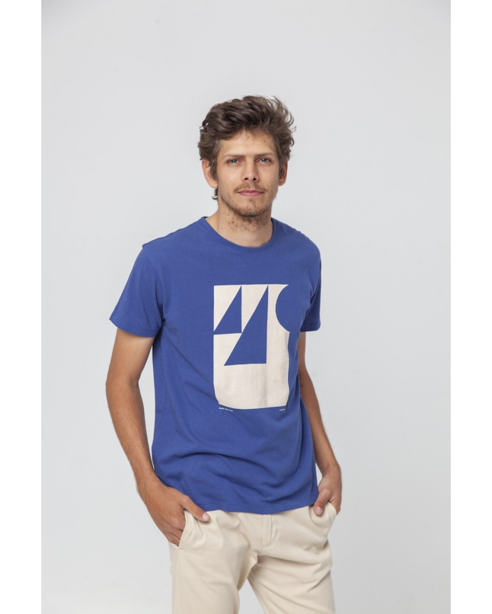 Camiseta Blue Marenostrum